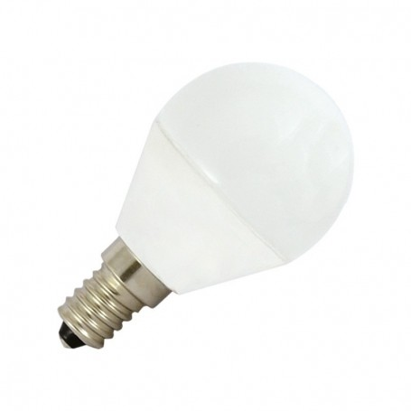 LED 4 WATT P45 BULB E14 6000°K CERAMIC DEPOLI BLISTER