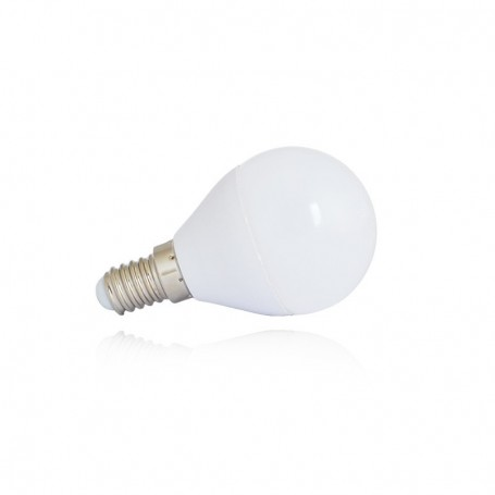 LED 6 WATT P45 BULB E14 3000°K DIMMABLE BLISTER