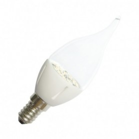 LED 6 WATT COUP DE VENT CLAIR E14 2800°K DIMMABLE BLISTER