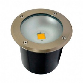 SPOT LED ENCASTRABLE SOL 6W 230V 4500°K IP67 ROND INOX