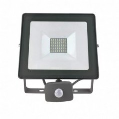 PROJECT LED 230 V 50 WATT 4000°K PLAT GRIS IP65 SMD