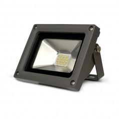 PROJECT LED 230 V 20 WATT 6000°K PLAT NOIR IP65 SMD