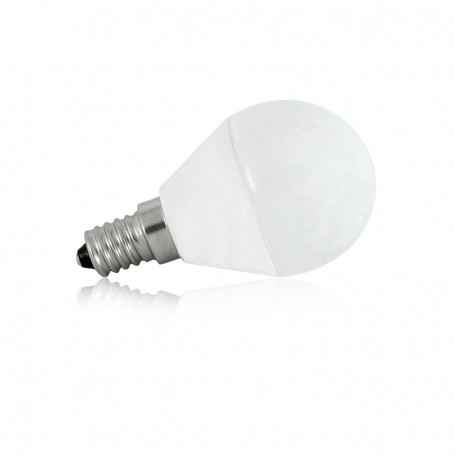 LED 3 WATT P45 BULB E14 3000°K CERAMIC DEPOLI BLISTER 100-250V