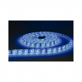 BANDE LED COULEURS 5 M 60 LEDS 14,4 W / M IP67 12V SILICON